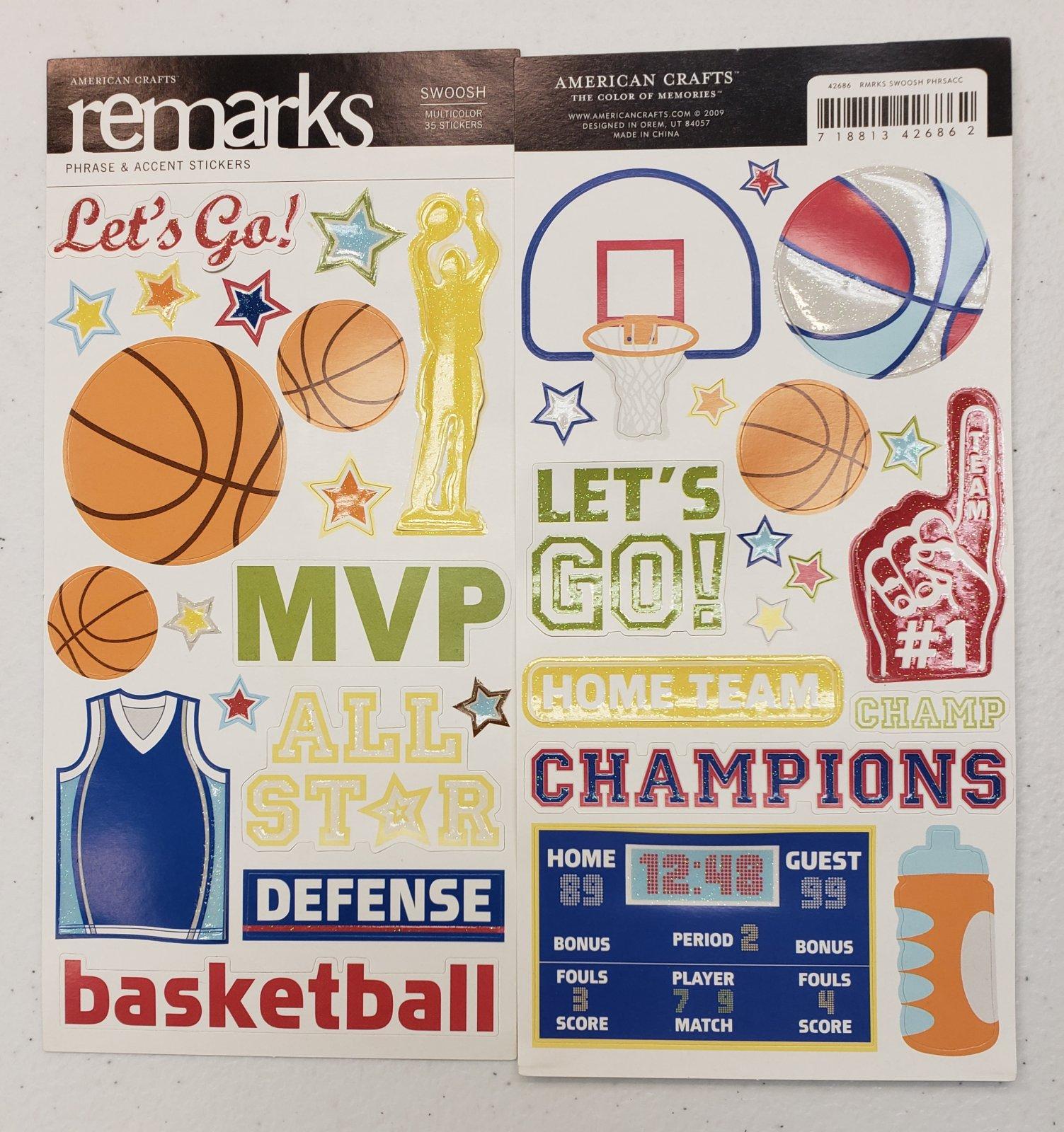 American Crafts Basketball
