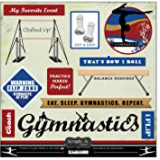 Gymnastics Go Big Chipboard