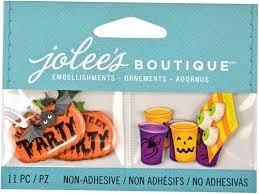 Jolee's Mini Halloween Party