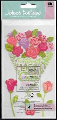 Jolees Bouquet Of Love
