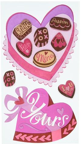 Jolees Valentine Box Of Choc