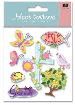 Jolee'S Boutique Gratitude Jesus