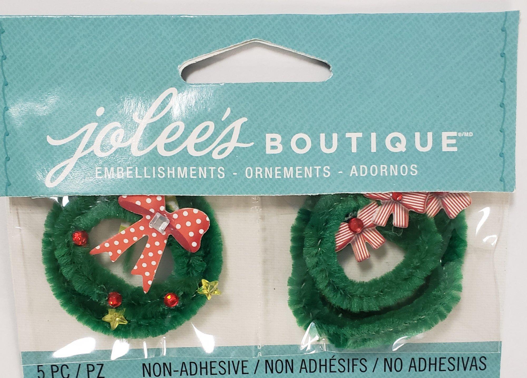 Jolee's Christmas Wreaths