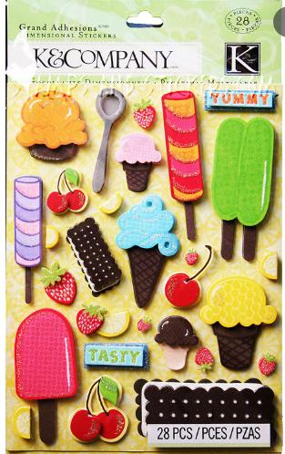 K&Company Citronella Ice Cream