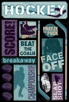 Kf- Hockey Goal