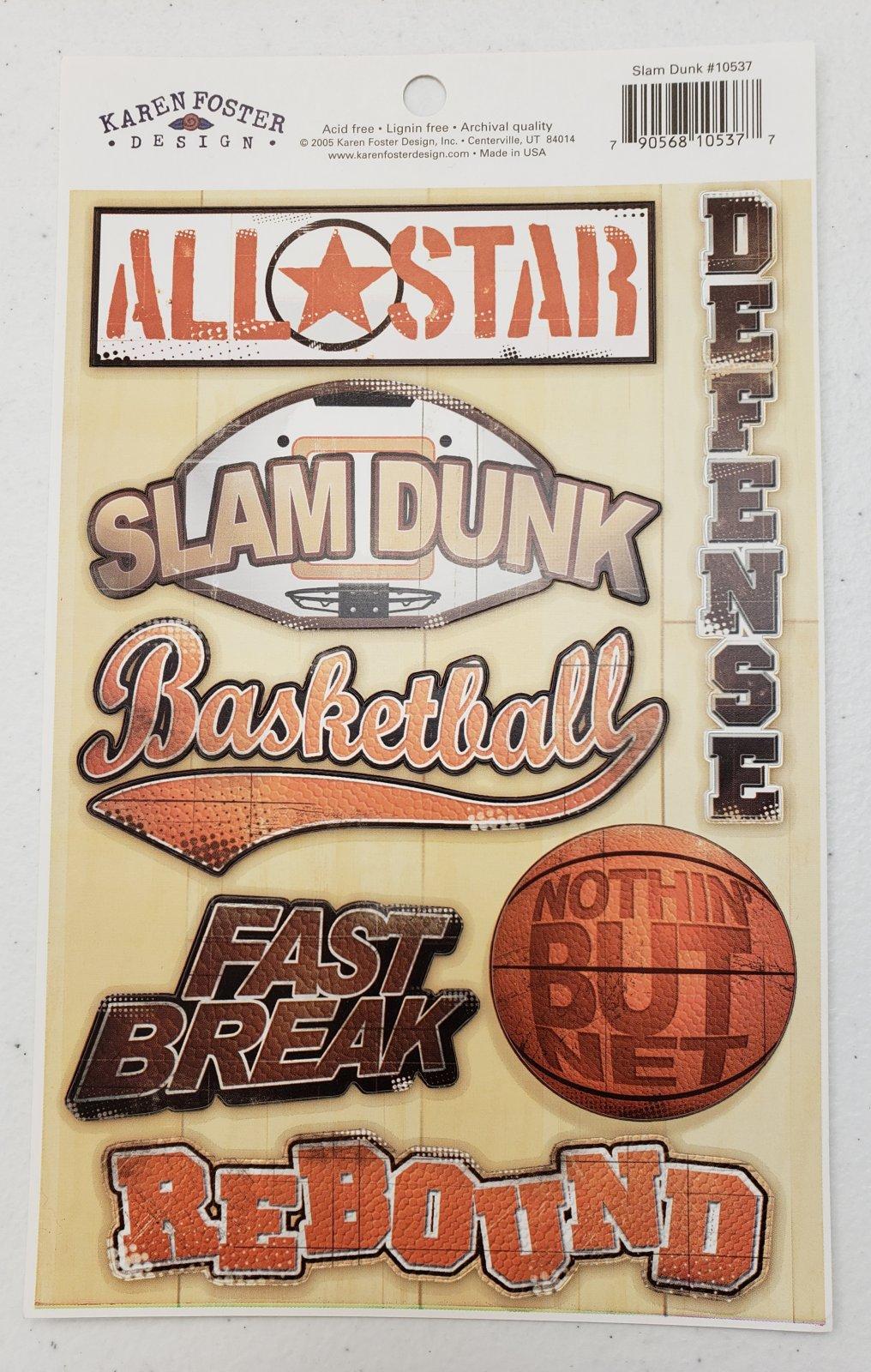 Kf Slam Dunk