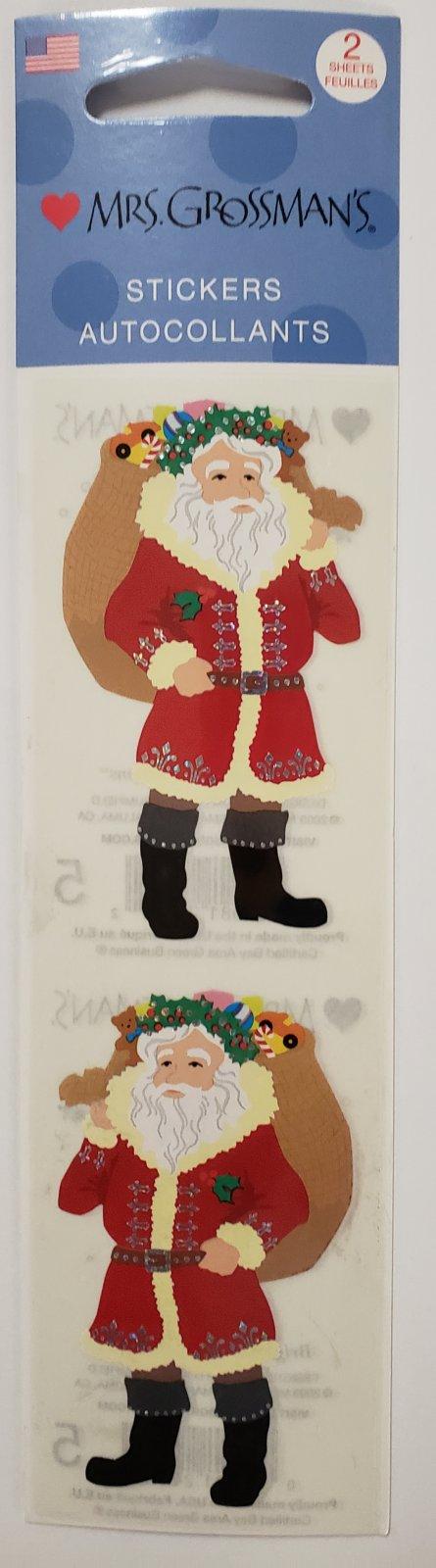 Mts Grossmans Christmas Santa