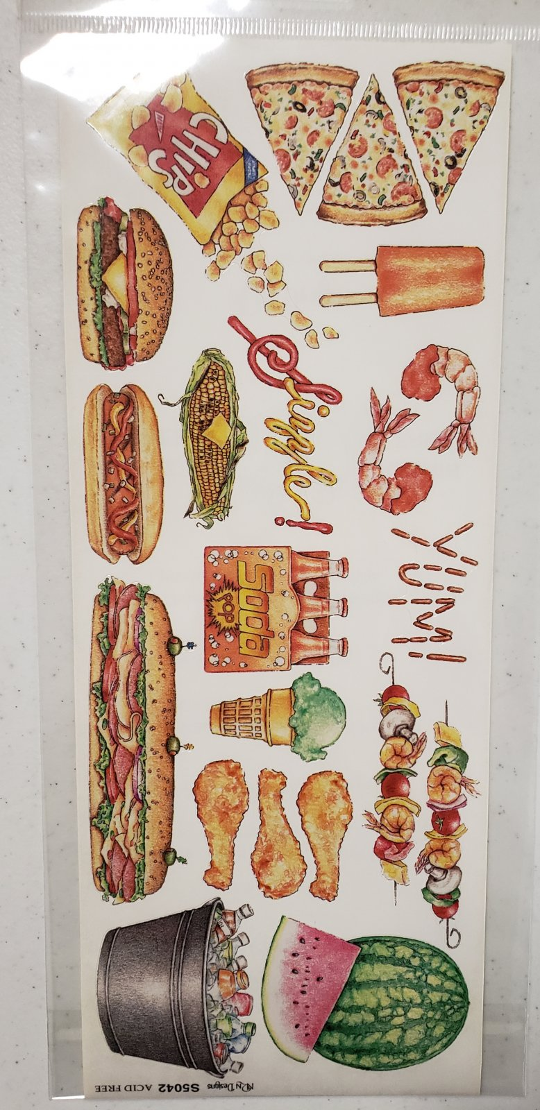 Nrn Designs Junk Food