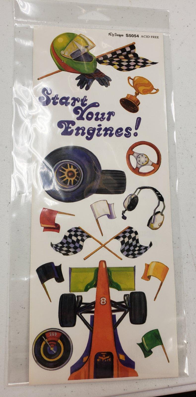Nrn Designs Start Your Engines