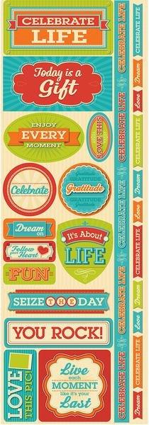 Reminisce - Celebrate Life words