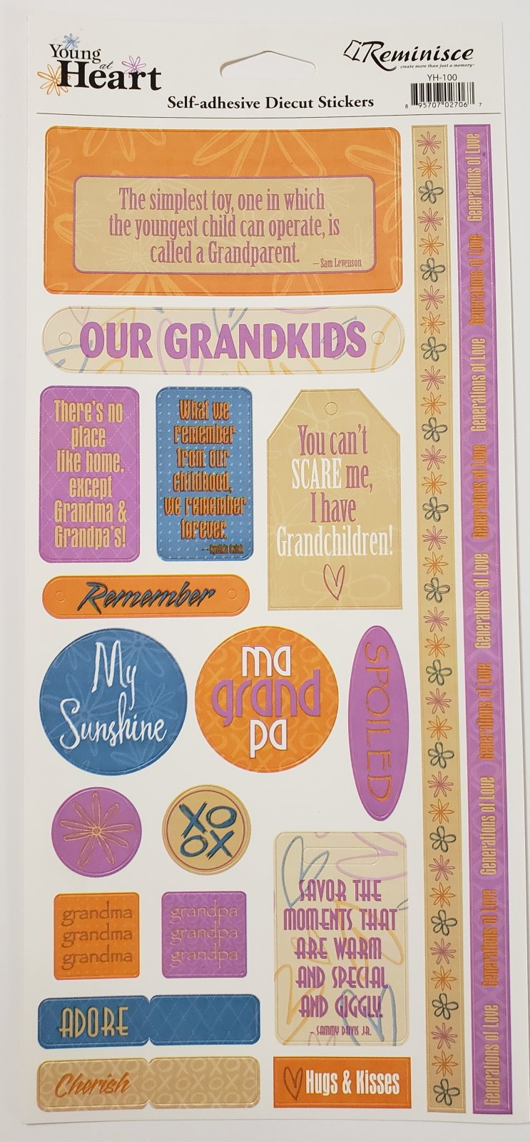 Reminisce Family Grandkids