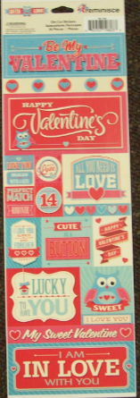 Rem Be My Valentine