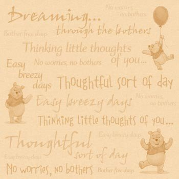 Dreaming Pooh