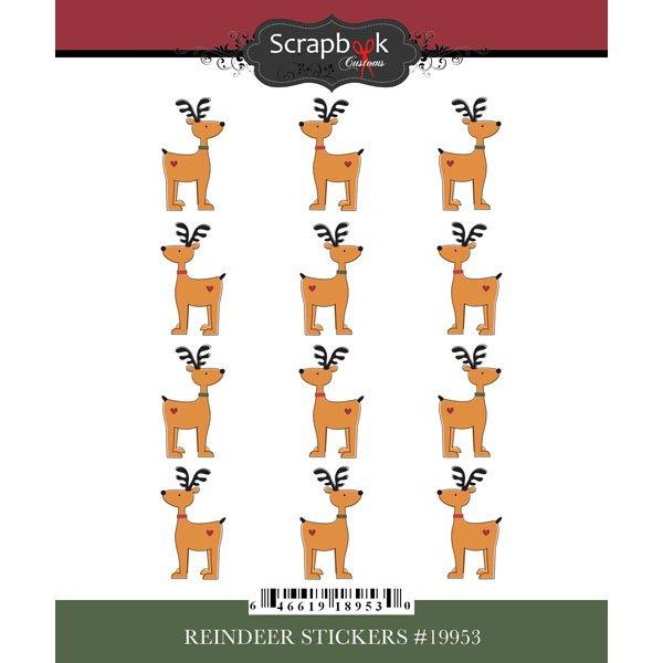 Sbc Christmas Reindeer Repeat