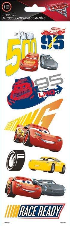Disney Car 3 Stickers