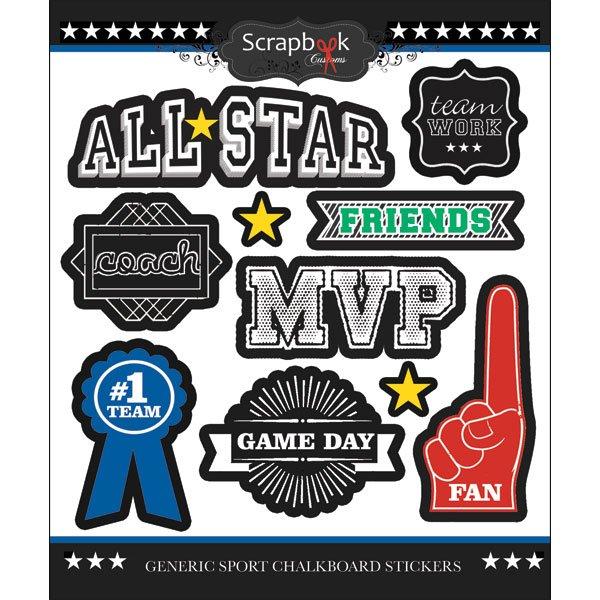 Scrapbook Customs All Star