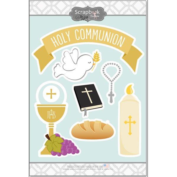 Scrapbook Customs Holy Communion