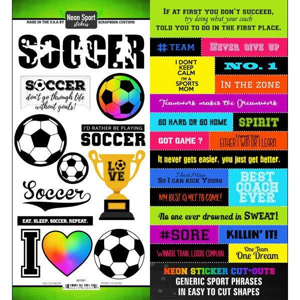 Sbc Soccer Neon