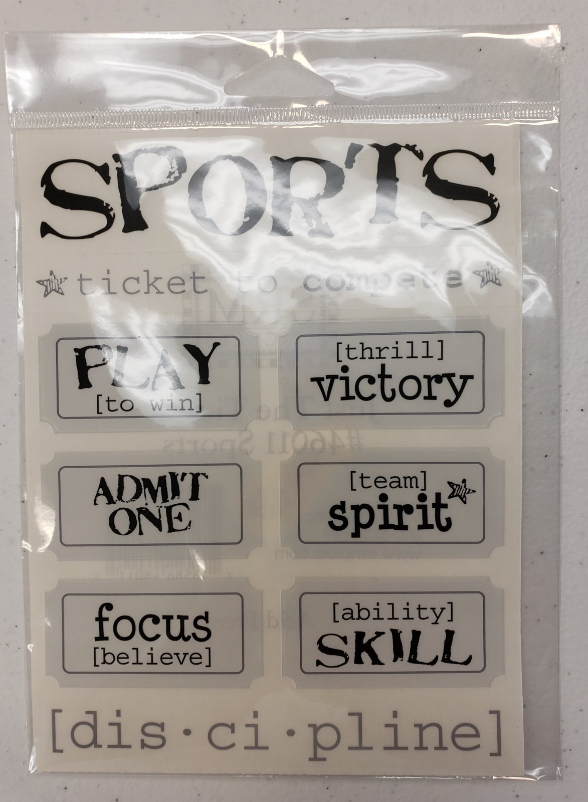 Srm Just The Ticket Sports
