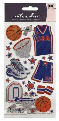 Sticko Basketball