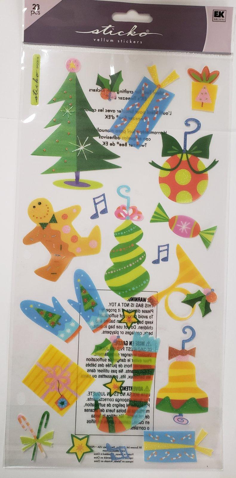 Sticko Christmas Joy