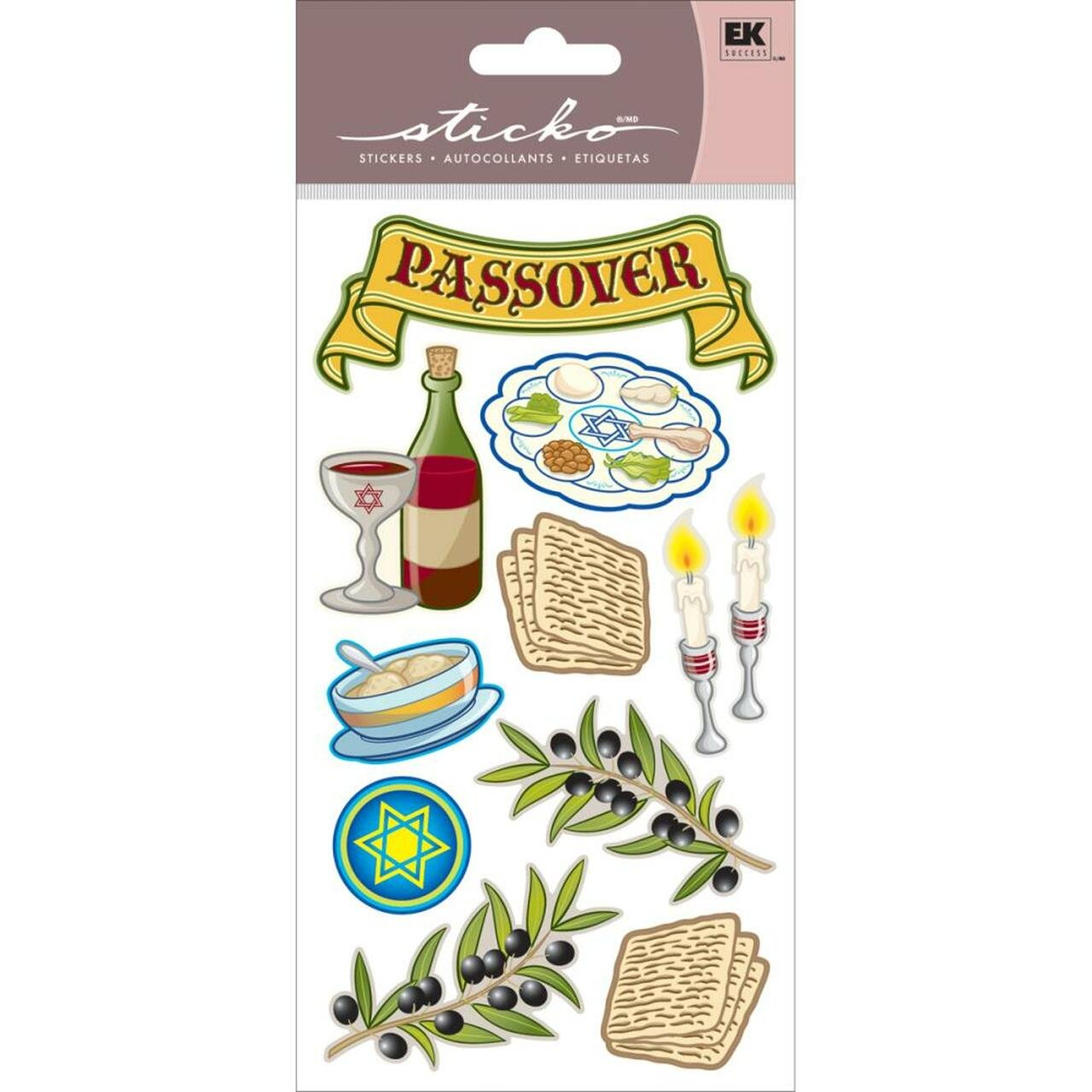Sticko - Passover Tradition