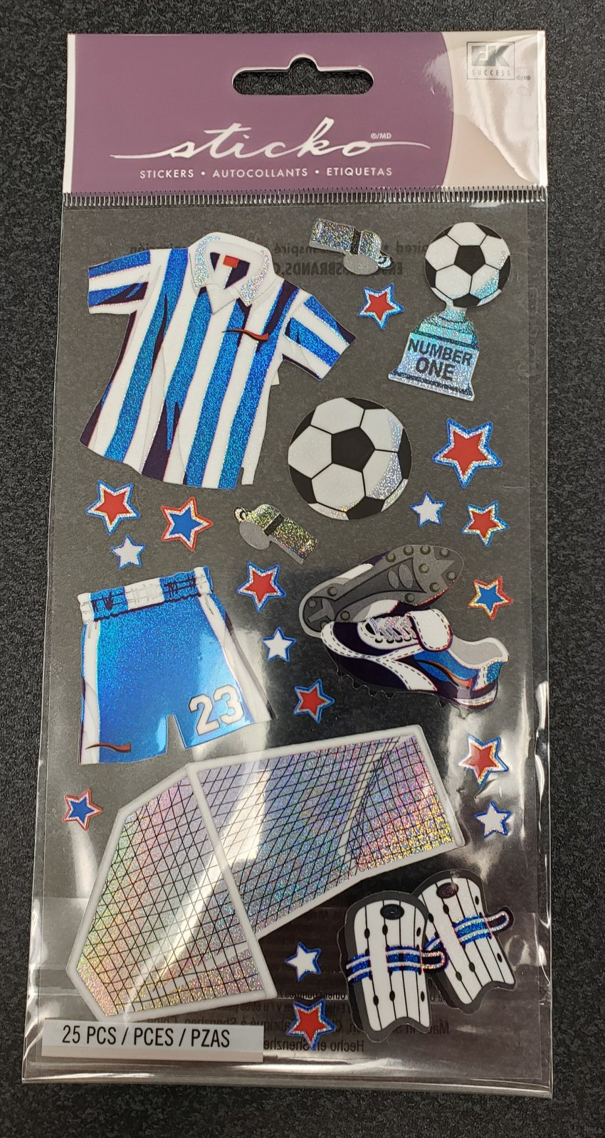 Sticko Soccer Gear