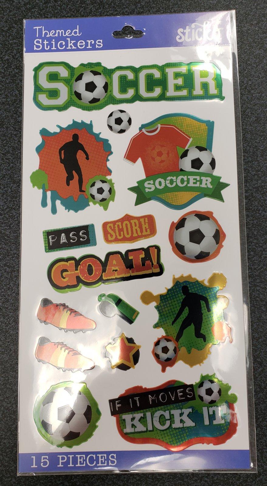 Sticko Soccer