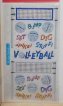 Sticko Volleyball