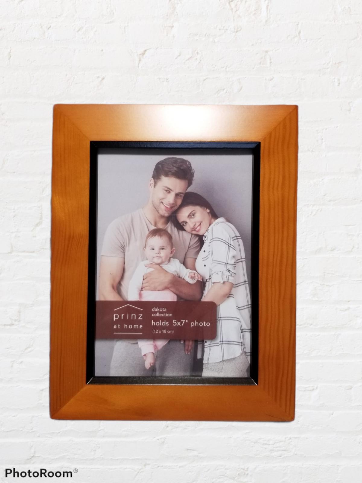 5x7 Dakota Chestnut Stock Frame