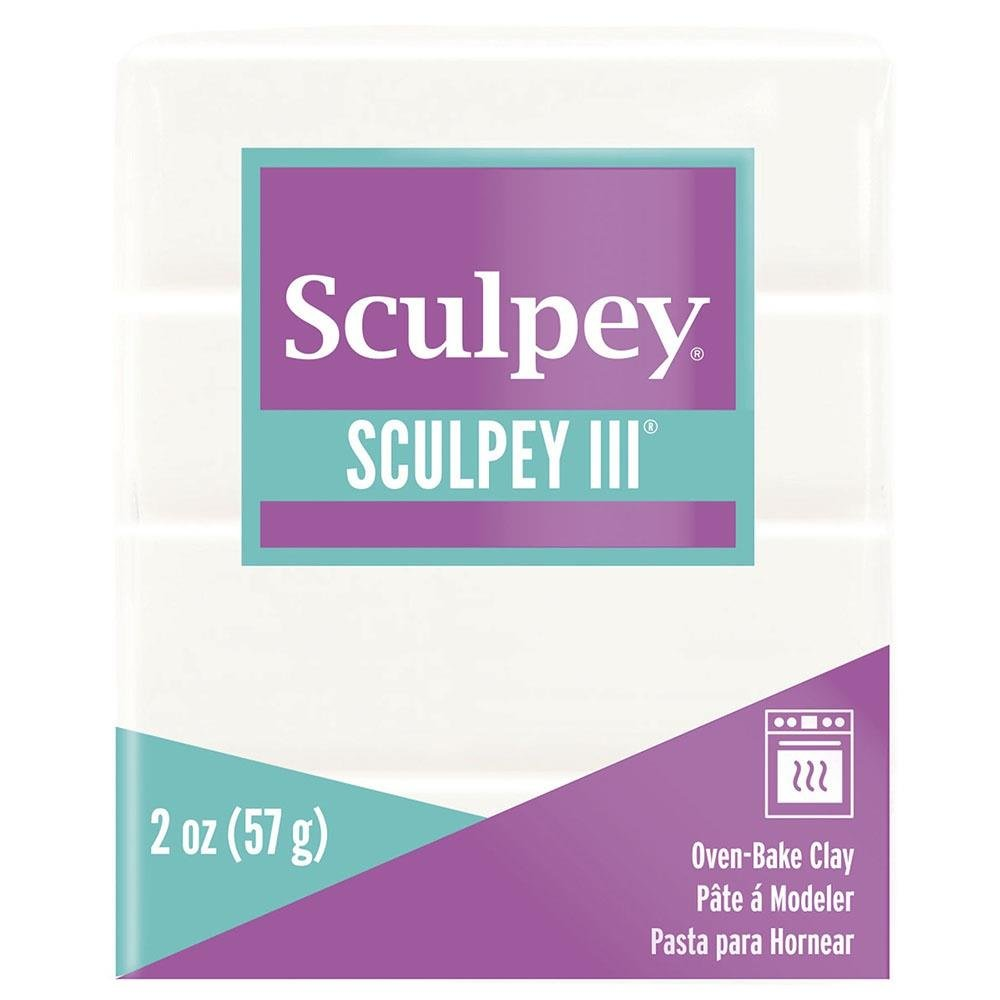 Sculpey III Polymer Clay 2oz Various Colors