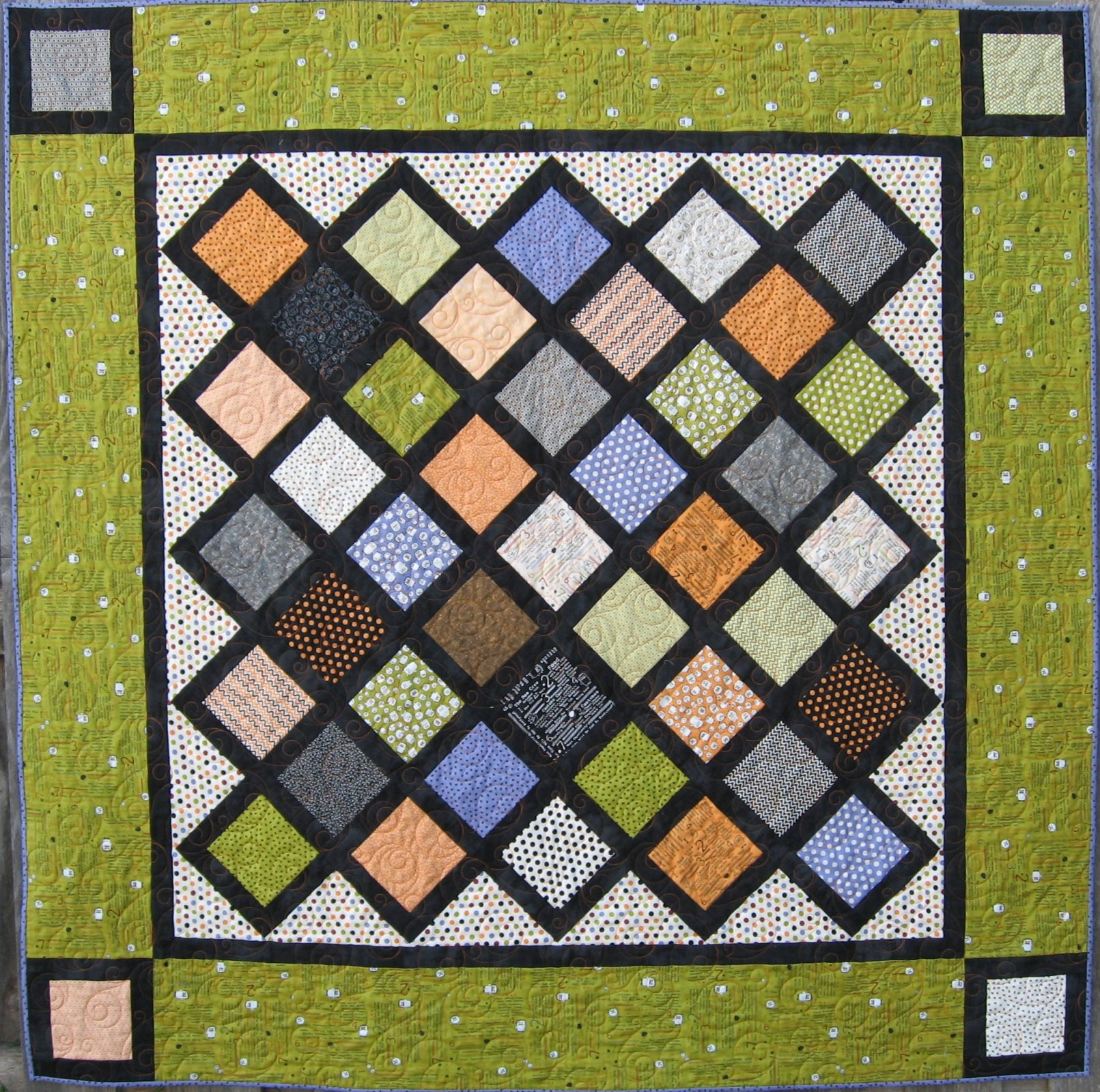Boo Crew Kit - By Quilted Moose