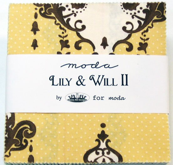 Lily & Will II Charm Pack