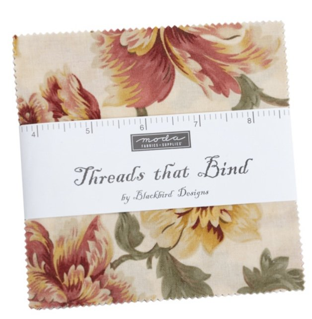 Threads that Bind ~ Charm Pack Reservation Fee