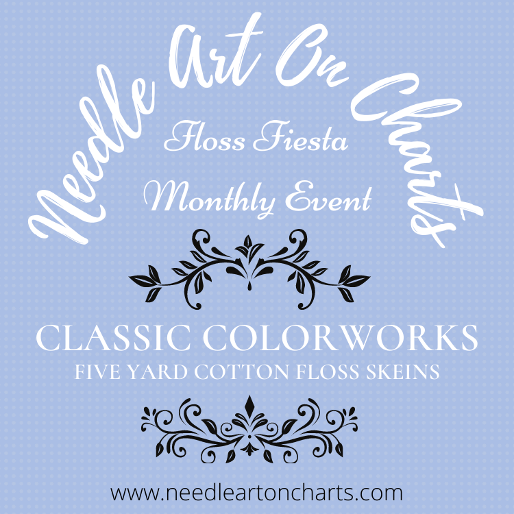 Classic Colorworks Floss Fiesta Monthly Club