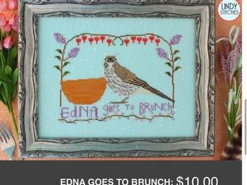 Edna Goes to Brunch