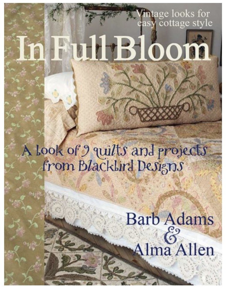 In Full Bloom ~ Threads That Bind ~ Reservation Fee