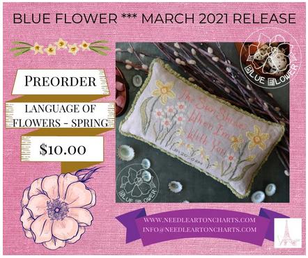 Language of Flowers - Spring