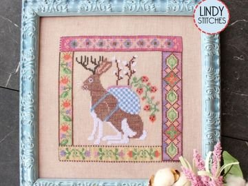 Jackelopian Tapestry