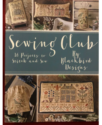 Blackbird Designs: Sewing Club