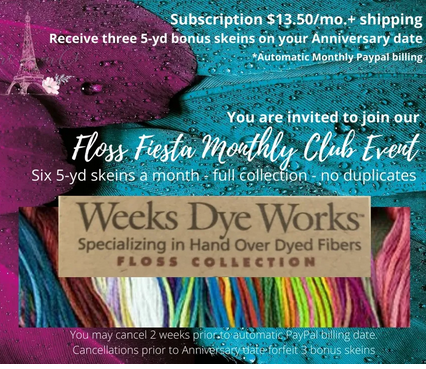 WDW 6 (5-yd) Monthly Subscription