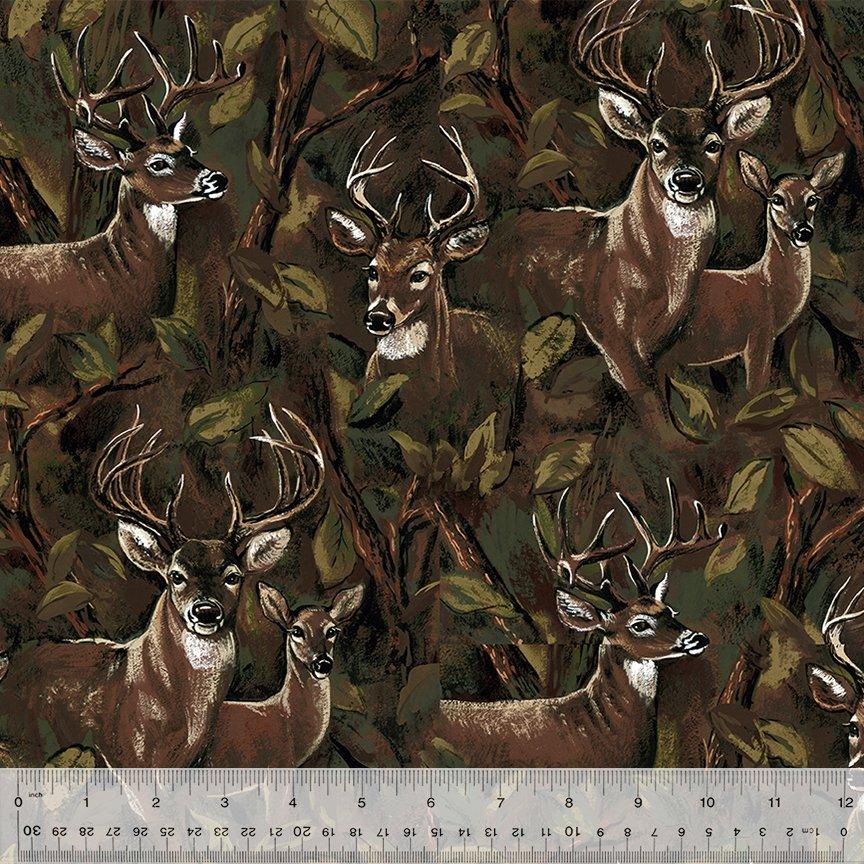 Multiple Deer