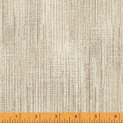 Cream Textured Flannel