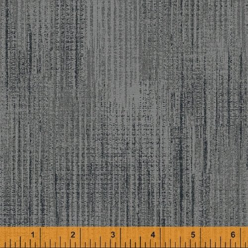 Gray Textured Flannel