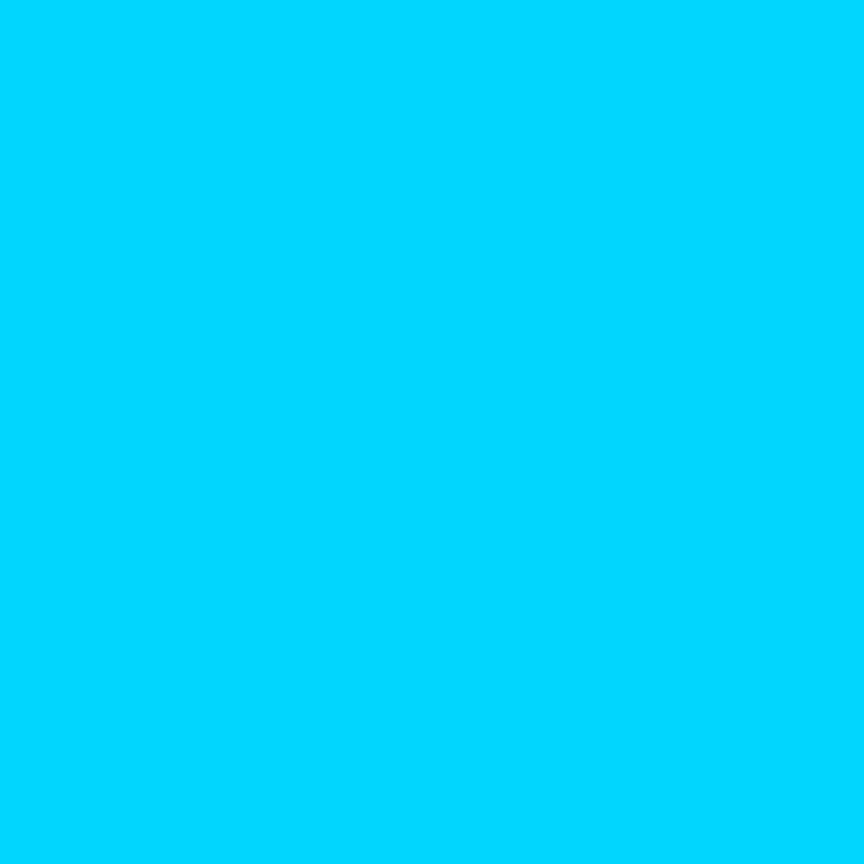 Bright Blue Fleece