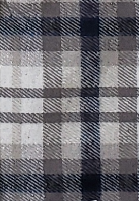 Multi Gray and Black Plaid