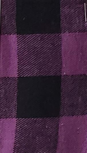 Medium Purple Checked