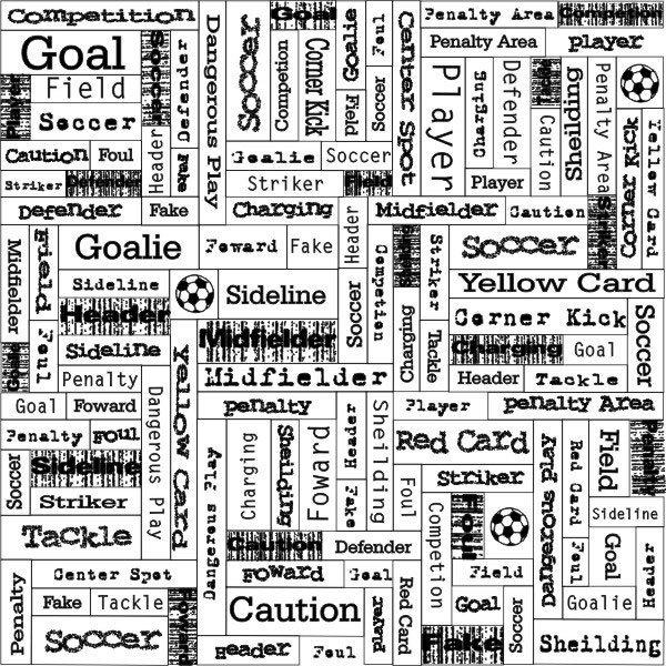 Soccer Paper