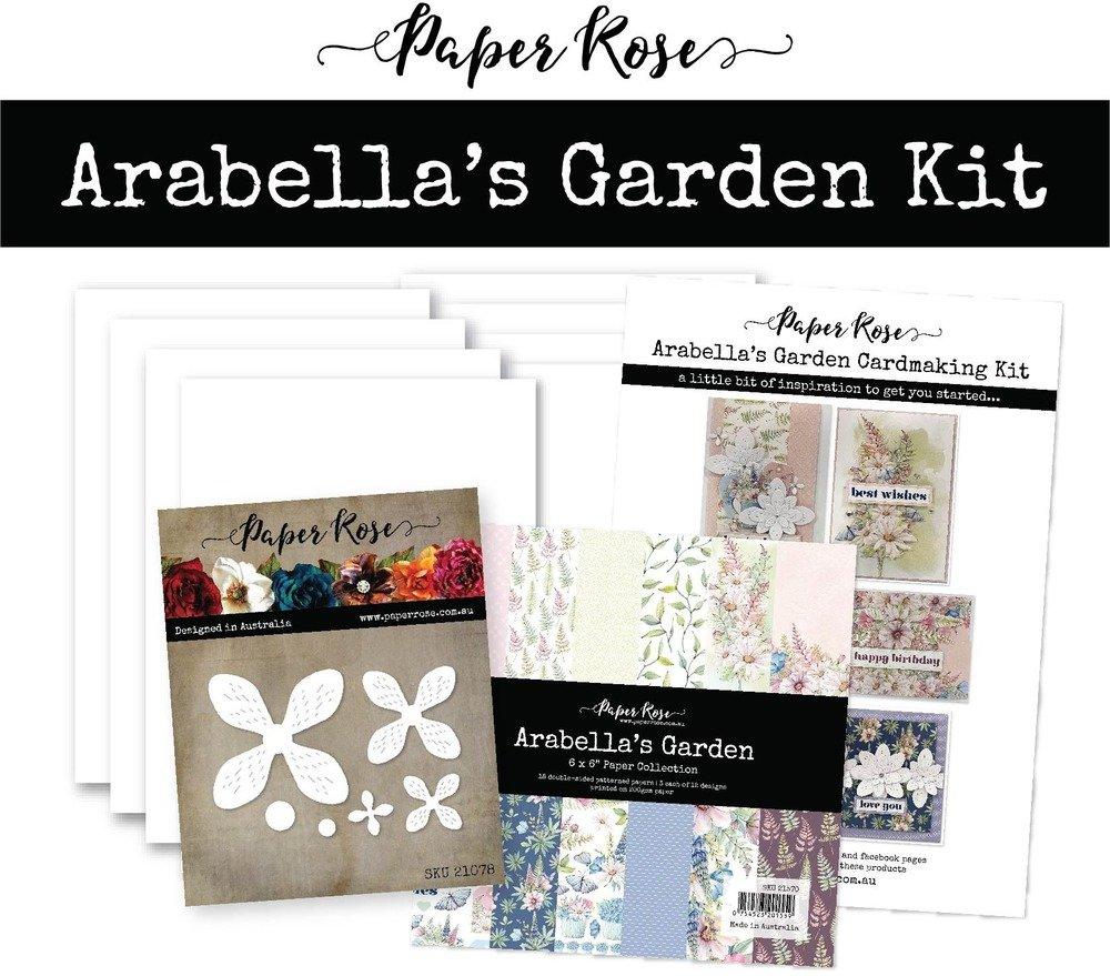 Arabella's Garden Cardmaking Kit