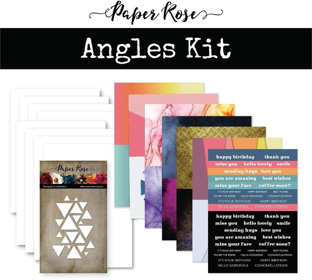 Angles Cardmaking Kit